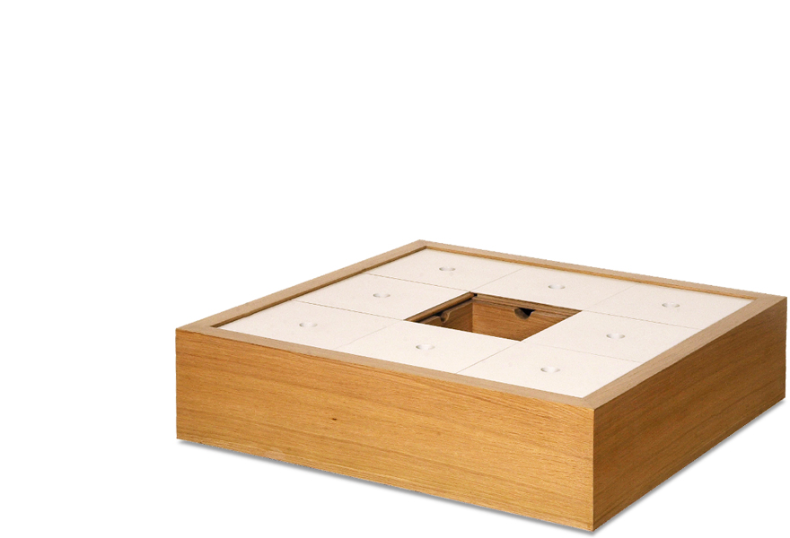 Puzzle Coffee Table Indoor